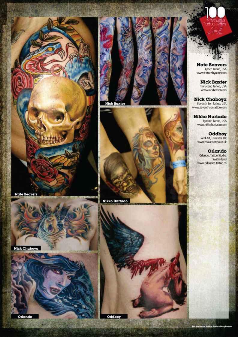 See You At - Tattoo Artists - Tattoo Magic