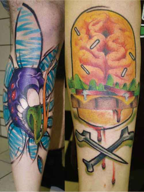 Tattoo Dragon Ball