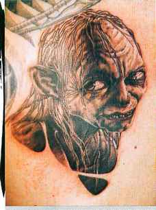Freddy Ger Tattoos