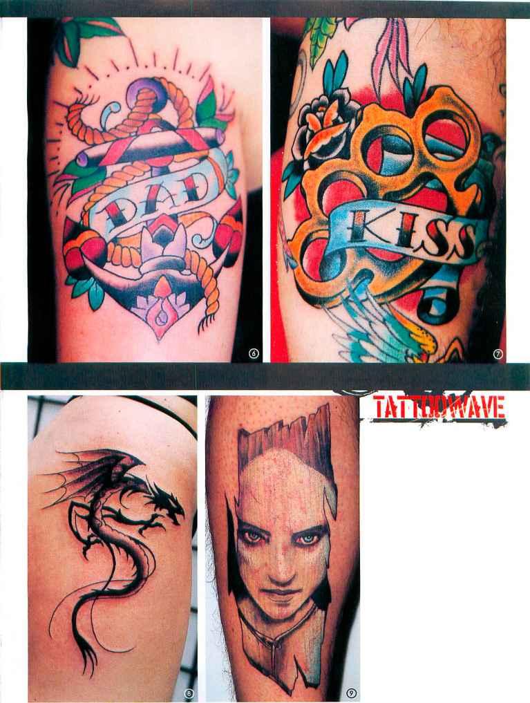 Mauricio teodoro black dragon tattoo tattoo gallery for Does tattoo goo really work