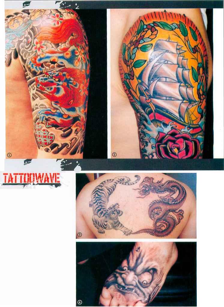 Toys For Tats : La ink tattoo gallery magic