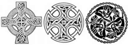 Ancient Scottish Symbol Love