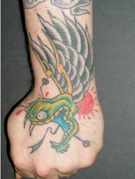 Monster Devils Tattoo