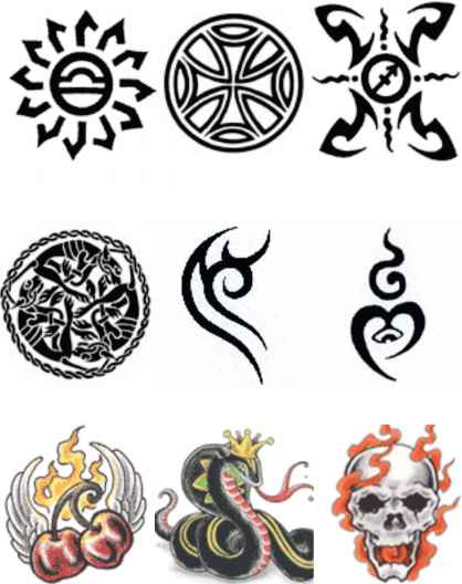 Designing Your Tattoo on the Internet - Getting Inked - Tattoo Magic