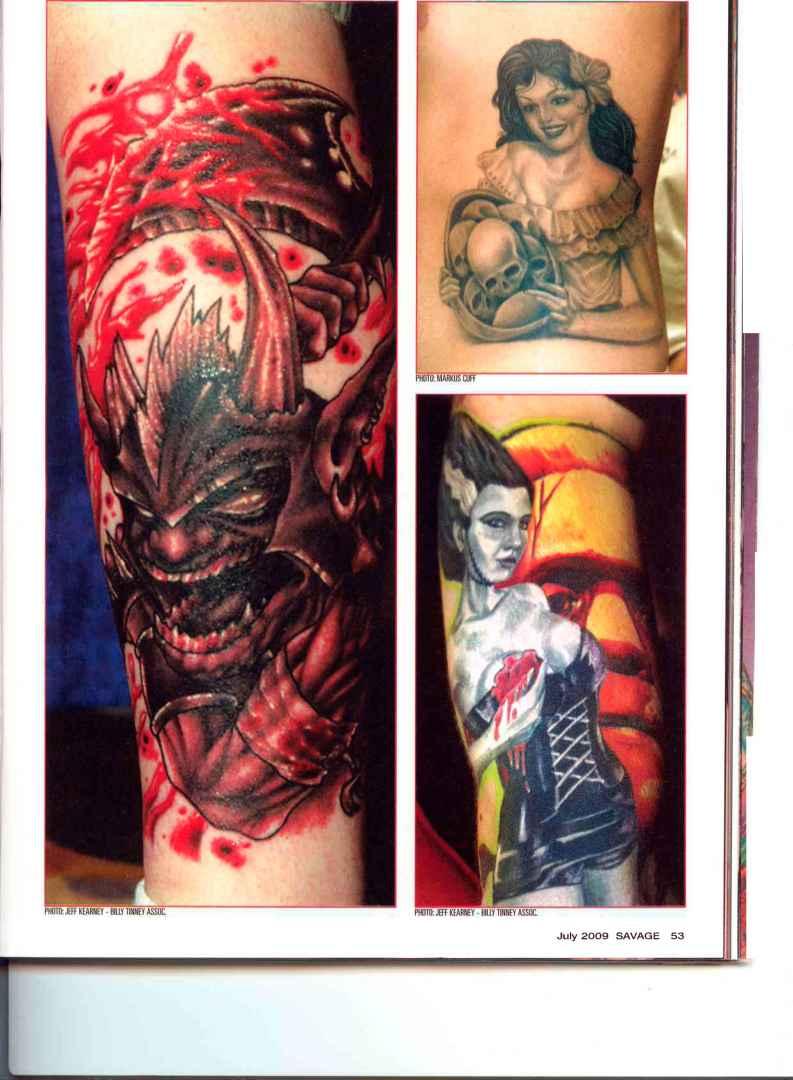 heavy metal tattoos heavy metal ink tattoo magic