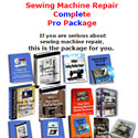 Secrets Of Sewing Machine Repair