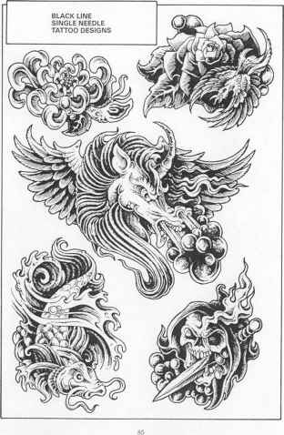 Big Tattoos Designs