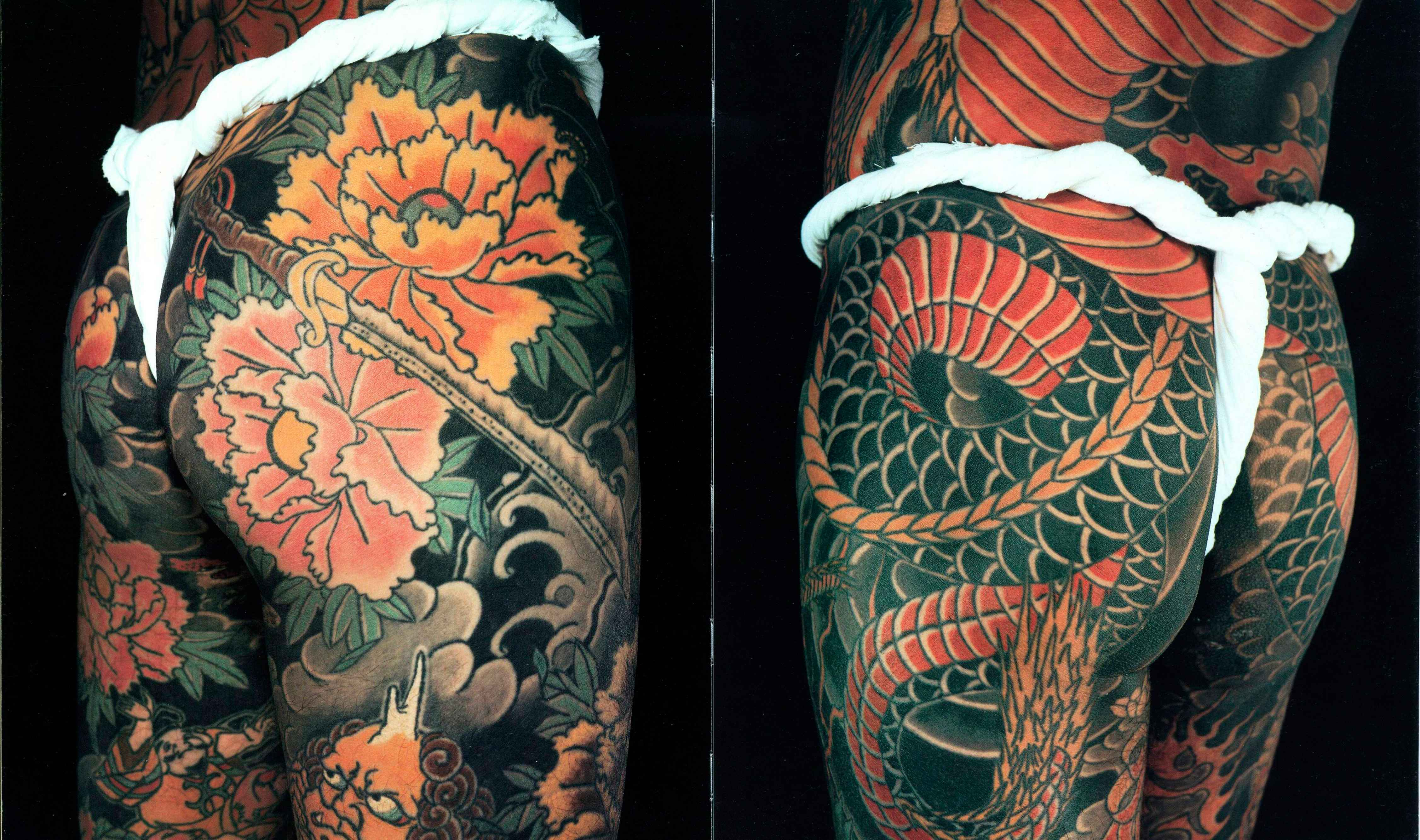 Kintaro Tattoo Images