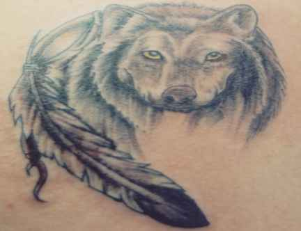 Tattoos About Death Animals