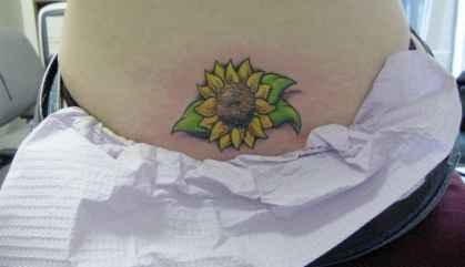 Images Tiny Sunflowers For Tattoos