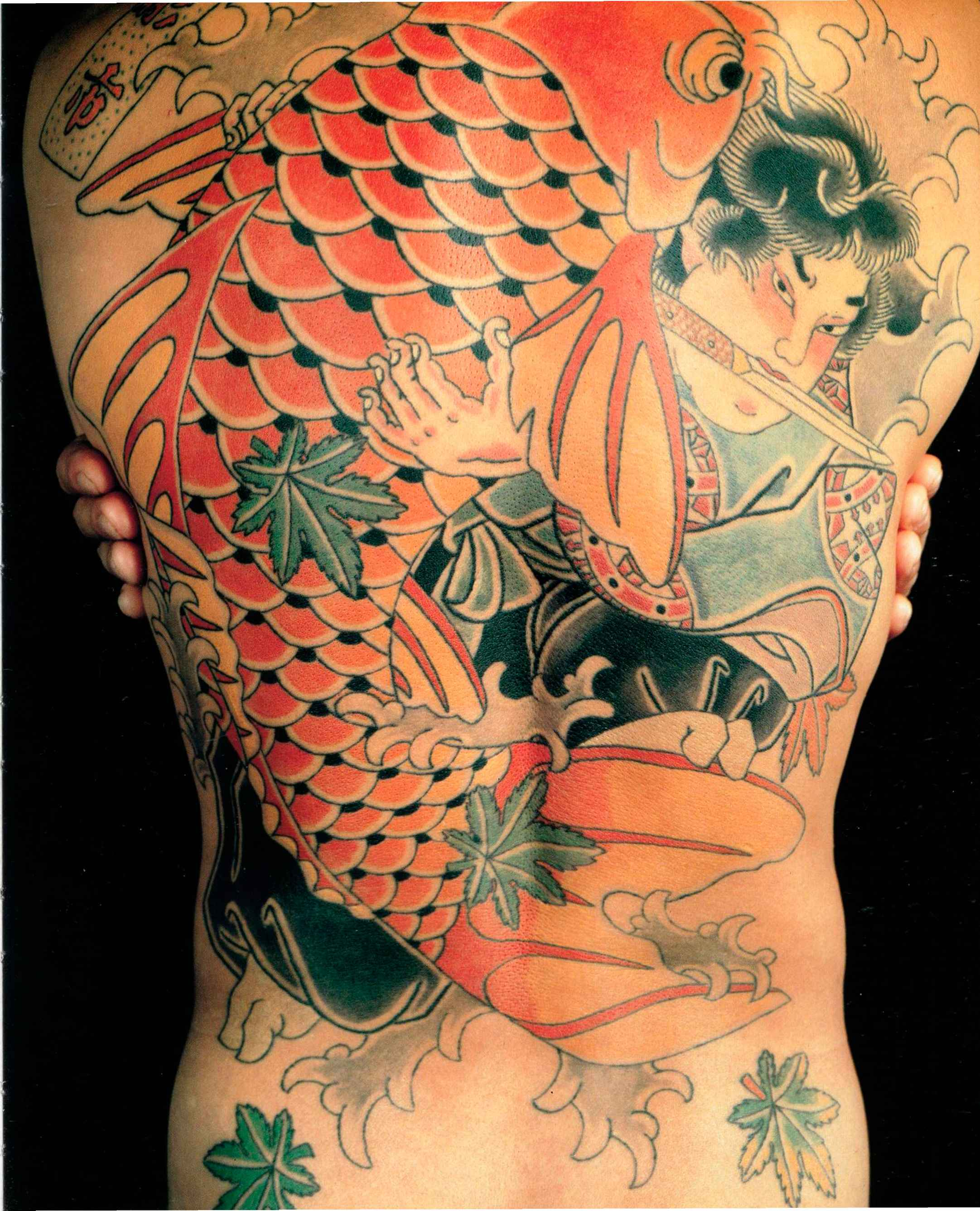 japanese tattoos irezumi meaning and history with pictures - HD2163×2673