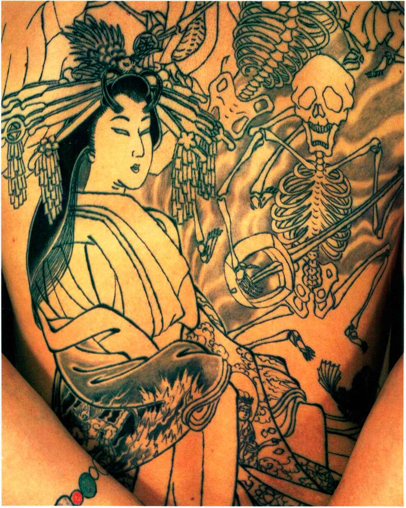 Horiyoshi Iii 100 Demons Japanese Tattoos