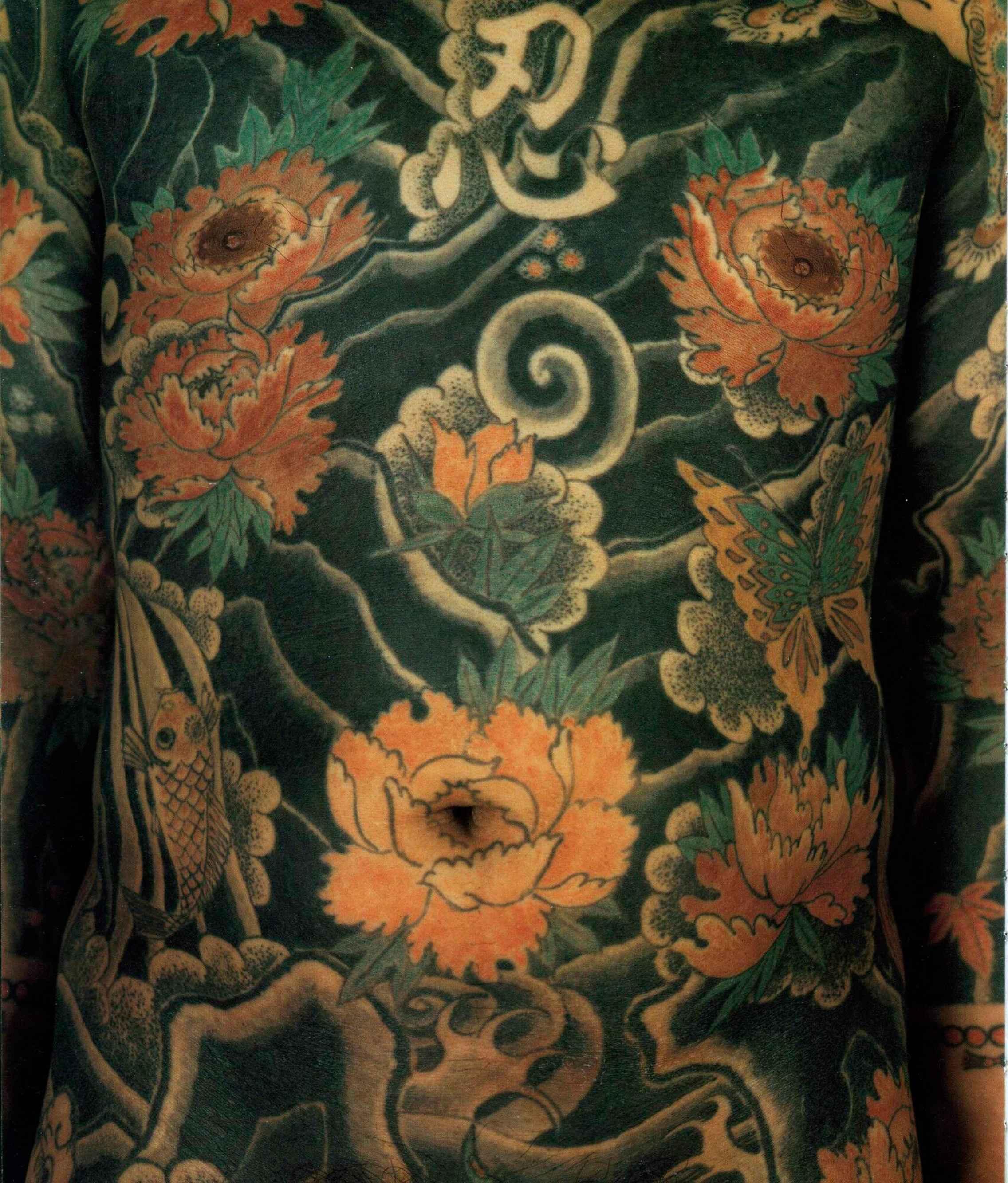 japanese rocks tattoos japanese tattoos tattoo magic. Black Bedroom Furniture Sets. Home Design Ideas