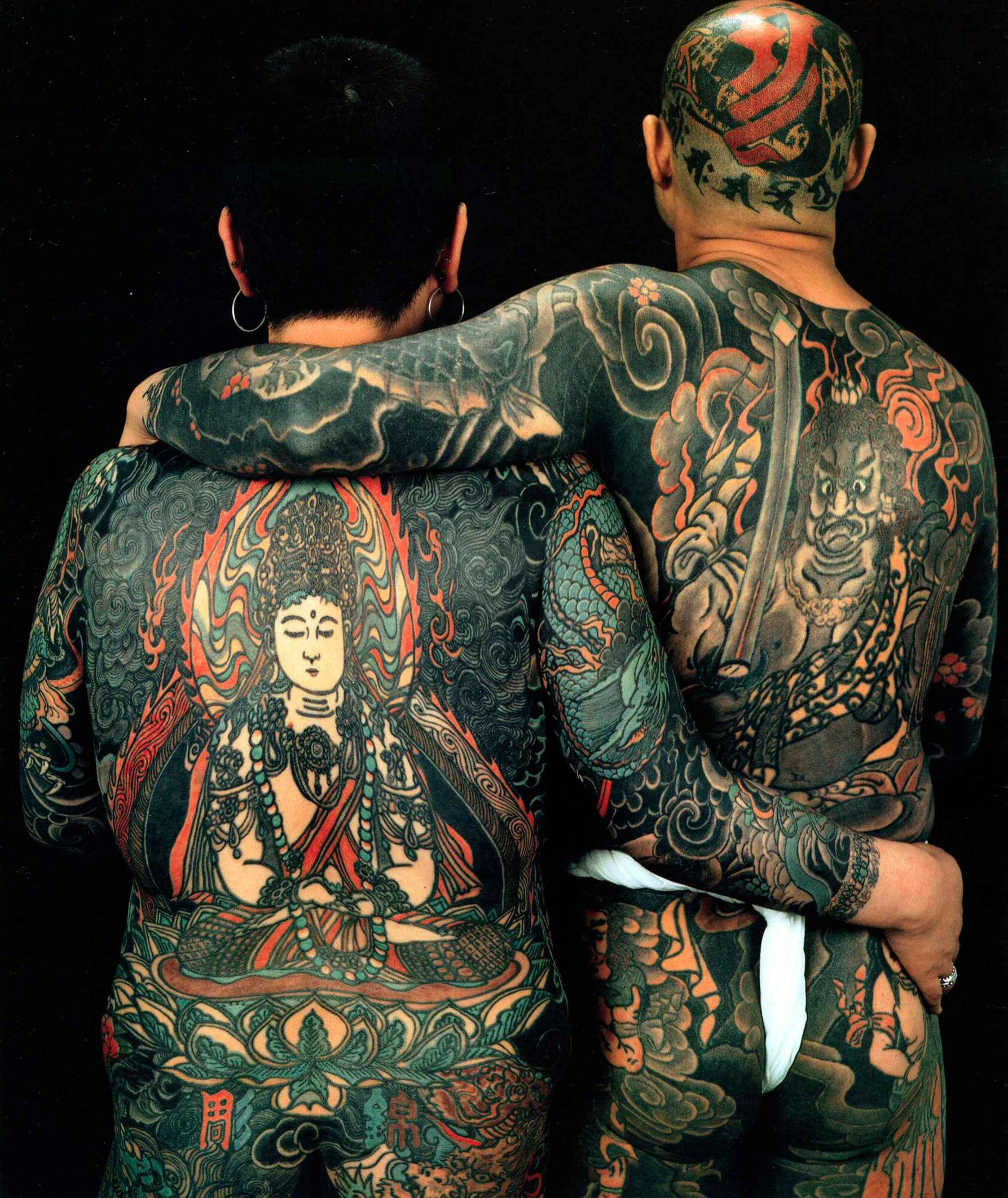 Japanese Rocks Tattoos Japanese Tattoos Tattoo Magic