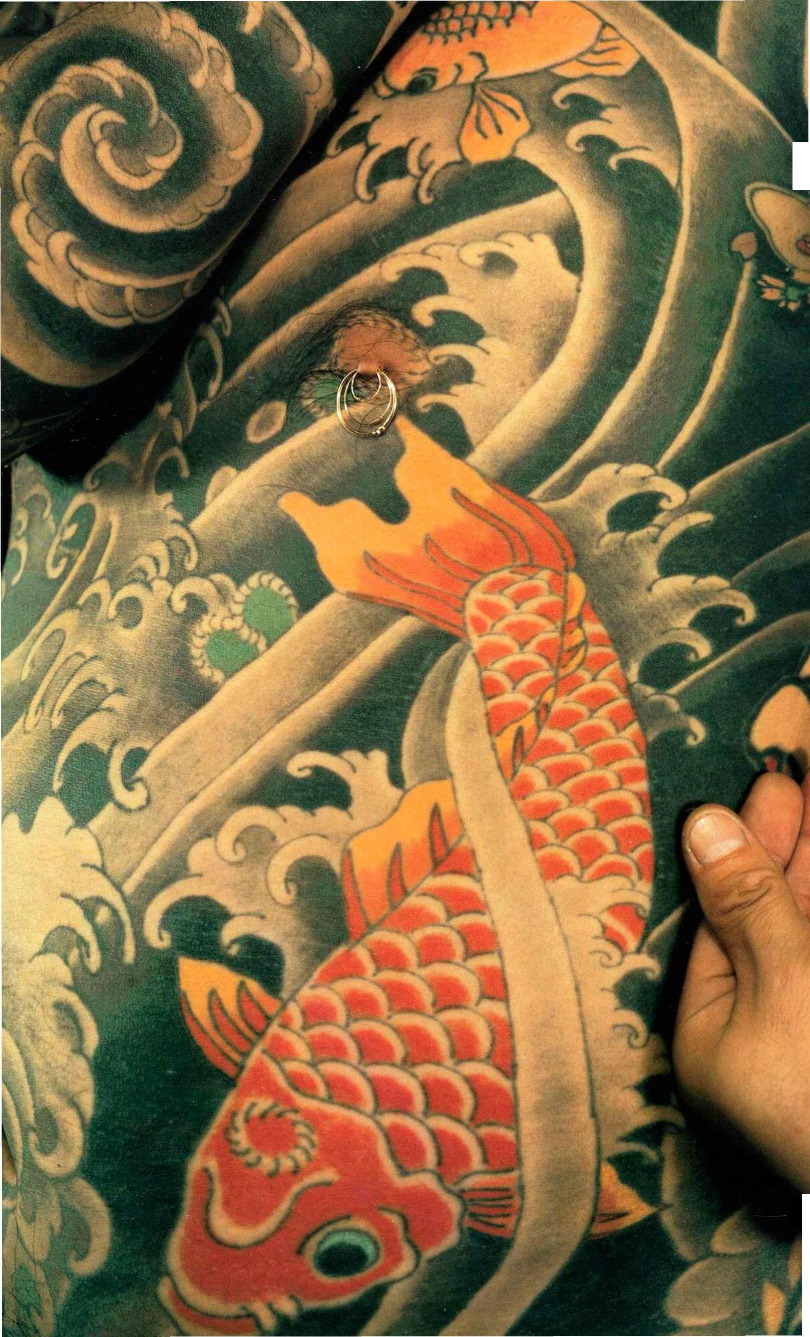 Все о японских тату