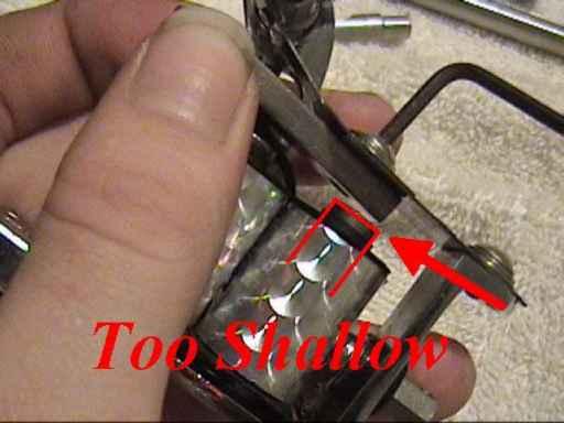 Step Five Adjusting The Armature Tattoo Machines Tattoo Magic