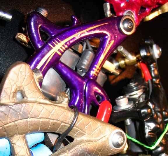 Eikon Tattoo Machines