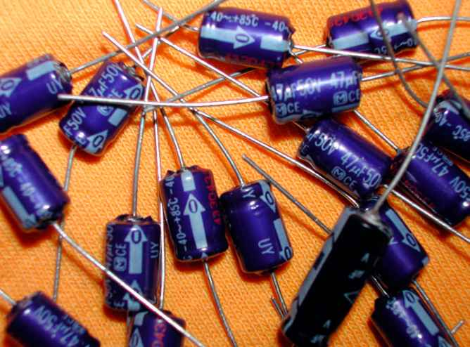 Tattoo Machines Capacitor