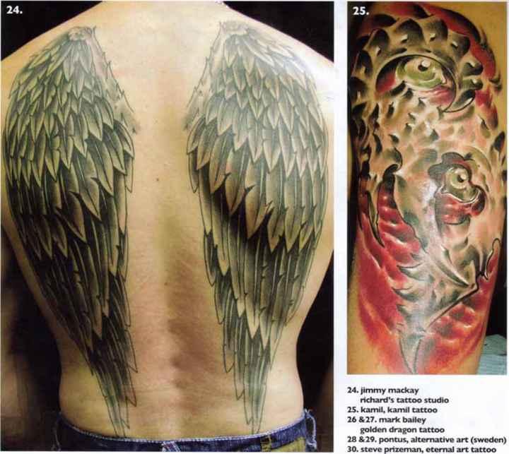 Tatoo gray wash waves tattoo newsflash tattoo magic for Best soap to clean tattoo