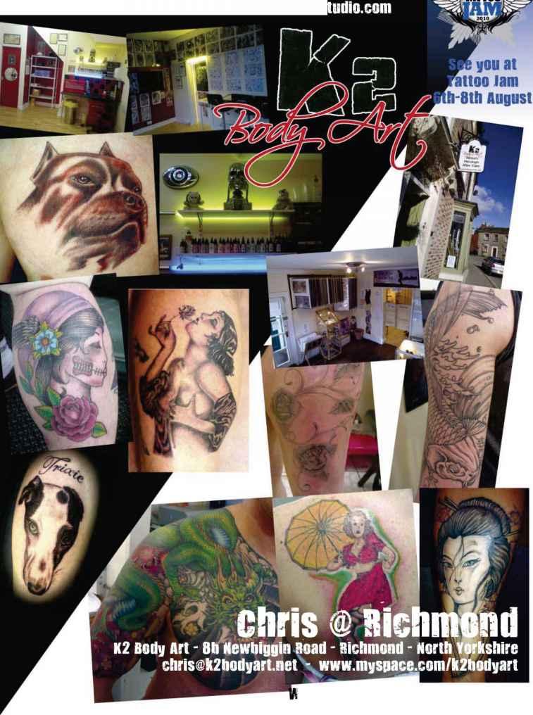 Squires Self Harm Tattoo Magic