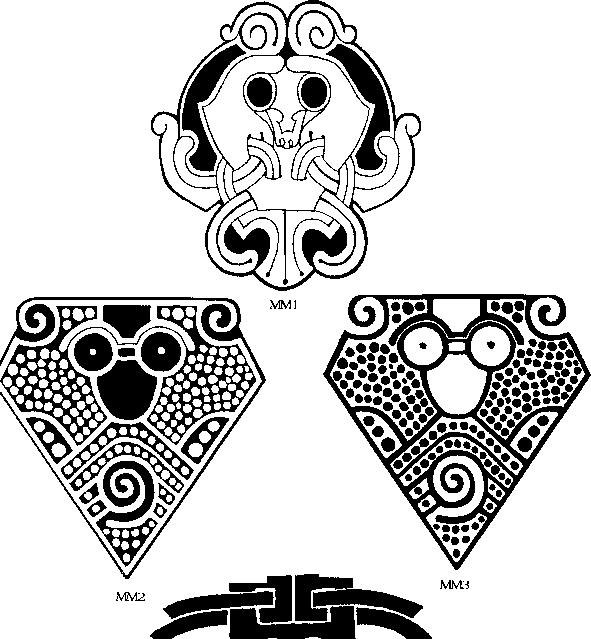 Mammen Style - Viking Art - Tattoo Magic