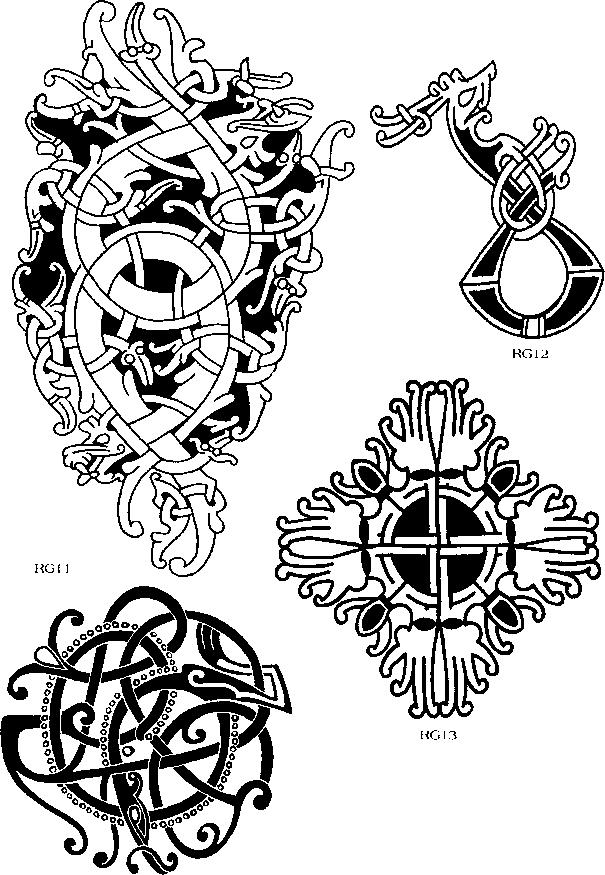 Nordic Tattoo Designs Free